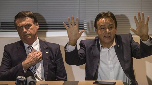 Sai fusão do Patriota com o PRP. Fica o nome Patriota e Adilson Barroso será o presidente