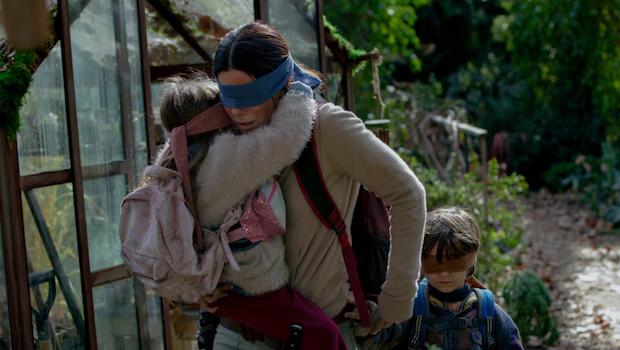 Bird Box quebra recorde de reprodução Netflix