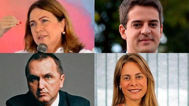 Governador Ronaldo Caiado empossa novo secretariado