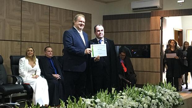 Eleitos em 2018 são diplomados no Tribunal Regional Eleitoral do Tocantins
