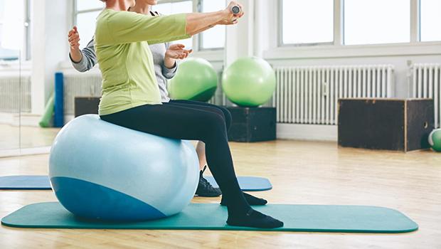 Estudo mostra que pilates traz benefícios na terceira idade