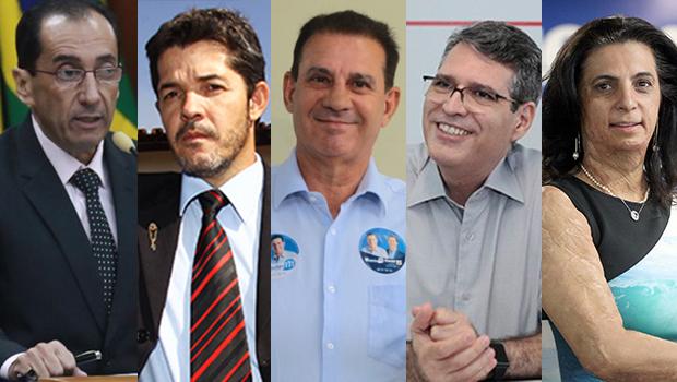 Kajuru e Waldir Soares podem ser os grandes adversários na disputa pela Prefeitura de Goiânia