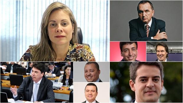 Confira quem são os nove futuros secretários anunciados nesta terça, 11