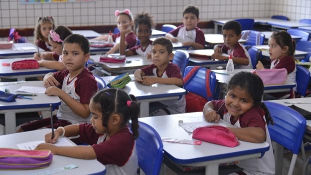 Matrículas para Educação Infantil de Aparecida abrem nesta segunda-feira, 14