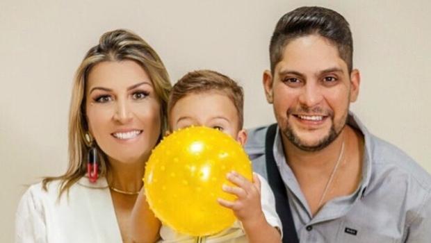 Jorge e Ina Freitas se separam após sete anos de casados