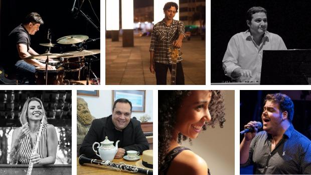 Bruno Rejan Trio e convidados interpretam Jacob do Bandolim
