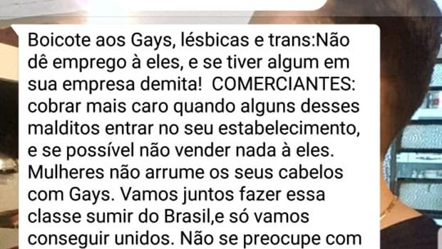Em Goiânia, polícia investiga grupo que incitava boicote à população LGBT