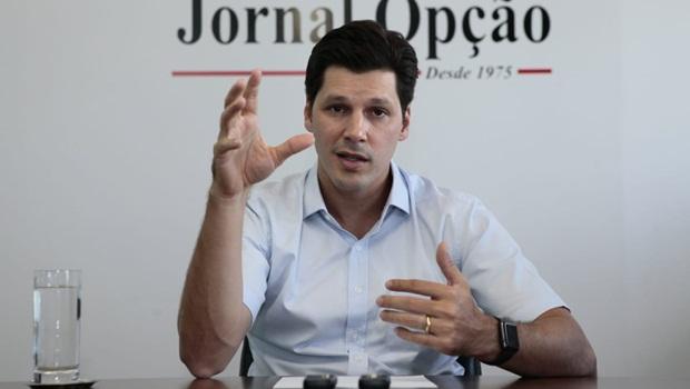 Daniel Vilela e Ibaneis Rocha querem assumir o comando do MDB nacional
