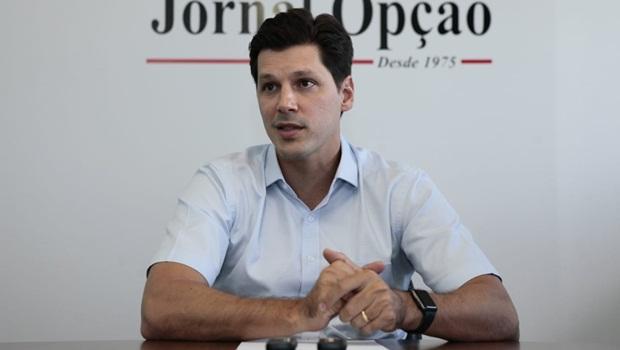 Daniel Vilela declara apoio a Leréia em Minaçu