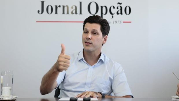 Daniel Vilela diz que MDB vai apoiar candidato de Vanderlan Cardoso em Senador Canedo