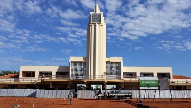 Prefeitura de Goiânia afirma que vai entregar Nova Estação Ferroviária em abril