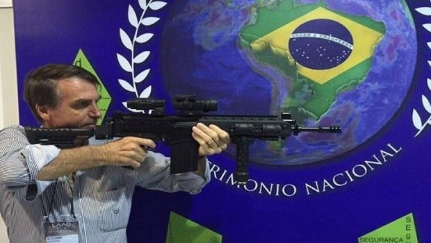 Caminho jurídico pode facilitar posse de arma de fogo ao cidadão