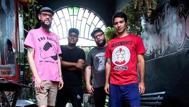 Conheça a Costanera, banda que reúne Dead Fish, Plastic Fire, Menores Atos e White Frogs