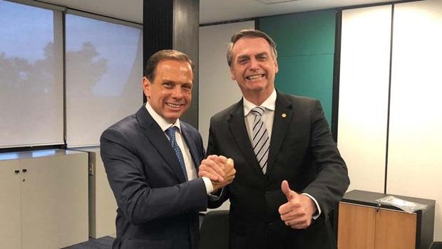 João Doria já age e fala como pré-candidato a presidente em 2022 ou 2026