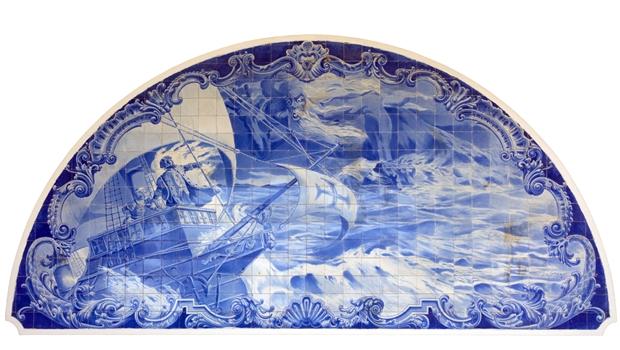 A arte do azulejo em Portugal e no Brasil