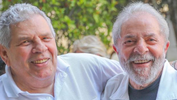 Irmão do ex-presidente Lula morre aos 79 anos