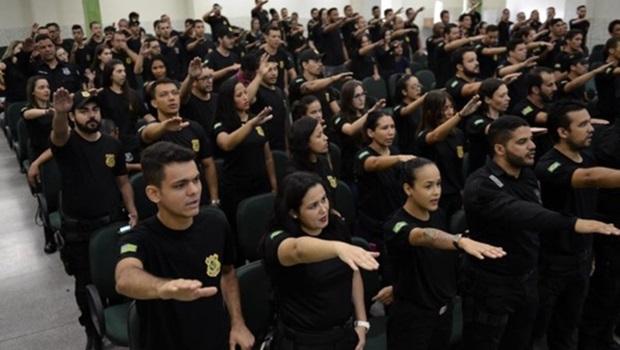 Novos Vigilantes Penitenciários convocados começam curso de capacitação