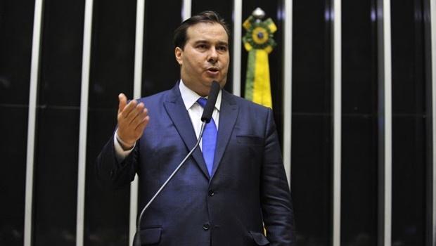 Deputados reelegem Rodrigo Maia para comandar a Câmara