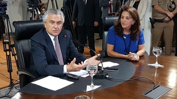 19 políticos mais influentes junto ao governador Ronaldo Caiado