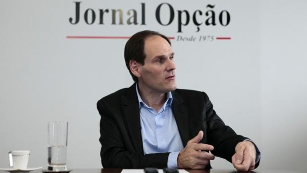 """""""Como presidente, ficarei neutro, dando condições para os dois lados"""", disse Lissauer Vieira"""