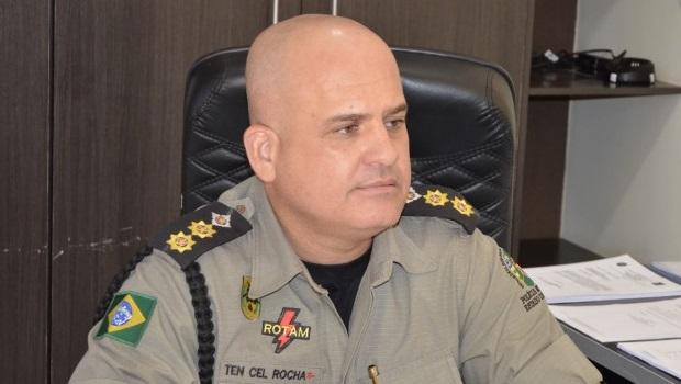 Coronel Ricardo Rocha fica no comando da Assistência Militar da Alego