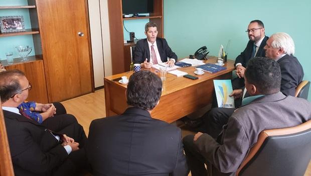 Deputados discutem encontro de prefeitos goianos com Bolsonaro