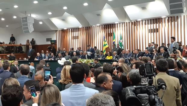 Reforma administrativa do Governo de Goiás é aprovada em primeira votação