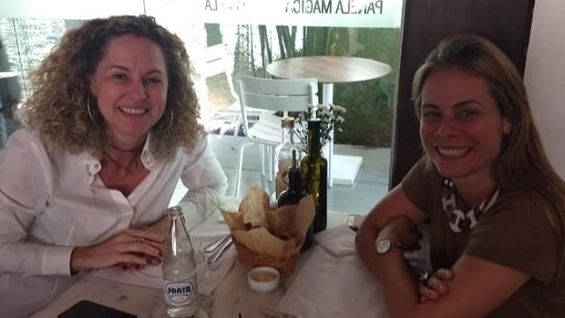Cristiane Schmidt e Ana Carla Abrão apostam no crescimento de Goiás e do Brasil