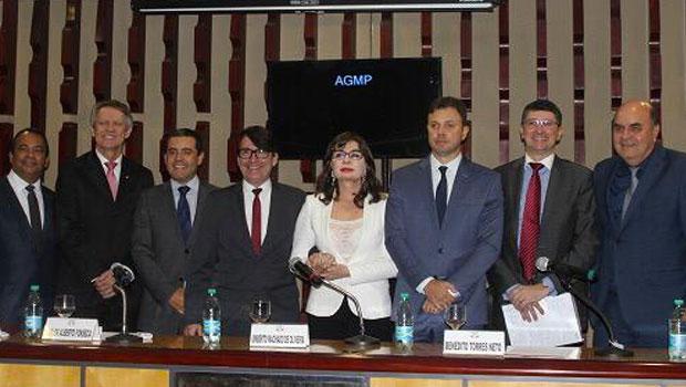 Candidatos a procurador-geral fazem debate de alto nível na AGMP
