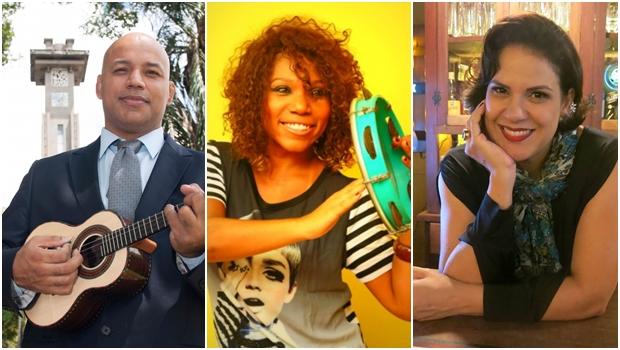 Samba com Fernando Boi, Dani França e Beaju no Lowbrow