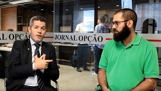 """""""Bolsonaro ousou ao trazer à liderança da Câmara um parlamentar novo"""", diz deputado"""