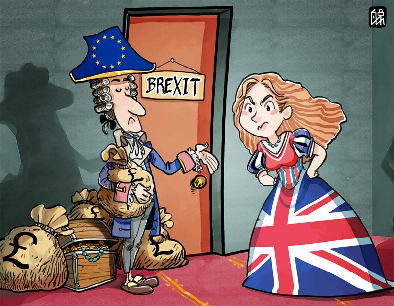 Brexit e o Parlamento: a Grã-Bretanha à procura de um coveiro