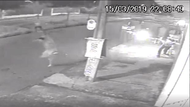 Guarda Civil Municipal reage a assalto e é baleado em Aparecida de Goiânia