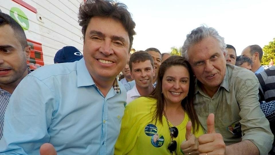 Flávia Cunha deve ser a grande rival de Chico KGL para deputada estadual em Rio Verde