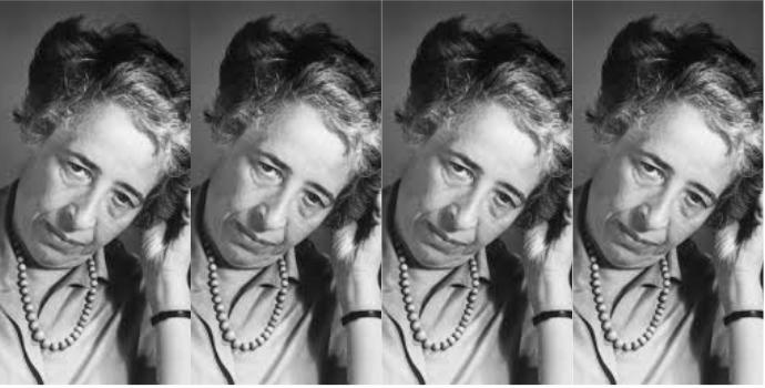 Hannah Arendt, filósofa notável, escreveu poesia. Uma sobre Walter Benjamin