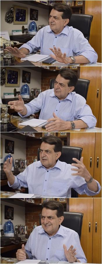 Paulo Afonso Ferreira cineminha - Fotos Fábio Costa Jornal Opção