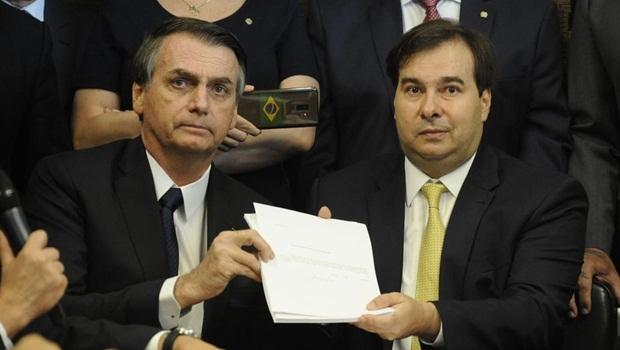 Reforma da Previdência proposta por Jair Bolsonaro está em tramitação na Câmara dos Deputados, em Brasília  Foto: Luis Macedo/Câmara dos Deputados
