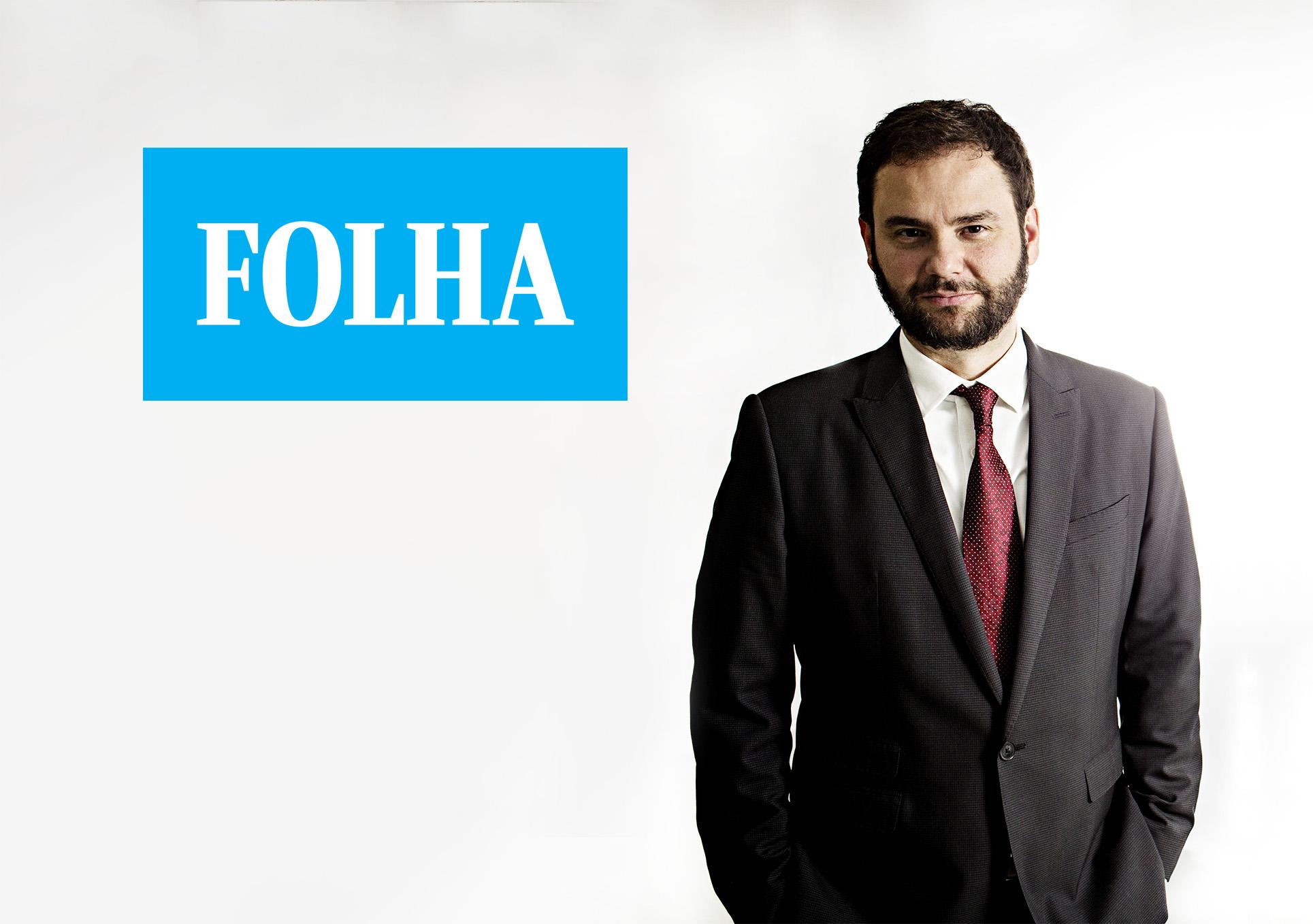 Sérgio Dávila substitui Maria Cristina Frias como diretor de redação da Folha de S. Paulo
