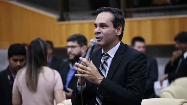 Wellington Peixoto diz que relatoria do Plano Diretor 'não é questão de interesse'