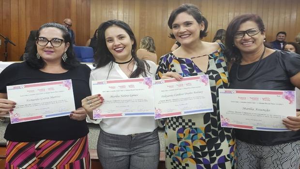 Prêmio Mulher Combativa homenageia mulheres goianas