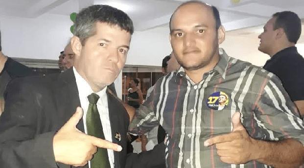 Felype Róbson pode ser candidato do PSL na disputa pela prefeitura de Aparecida de Goiânia