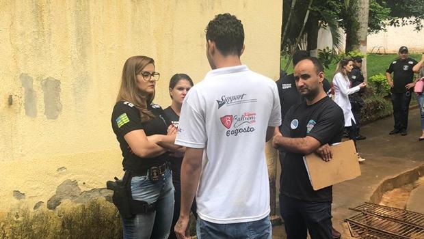 Operação apura denúncias de tortura e maus-tratos em comunidade terapêutica, em Aparecida
