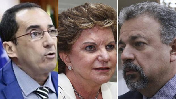 Elias Vaz e Kajuru sugerem que jogo de 2020 e 2022 passam pelos dois. Lúcia pode perder controle do PSB