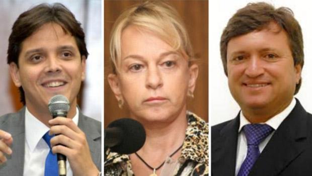 Prefeito de Caldas Novas, Magda Mofatto e Marquinho do Privê são acionados no MP