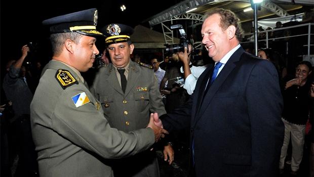 Governo do Tocantins promove mais de 1,7 mil militares