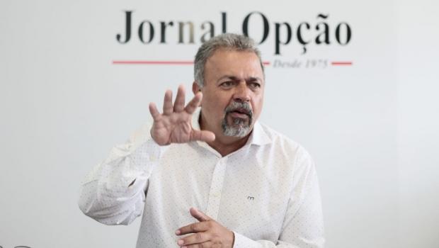 O deputado federal Elias Vaz (PSB) falou ao Jornal Opção sobre a votação da reforma da Previdência, nesta terça, 23, na Comissão de Constituição e Justiça._Jornal Opção