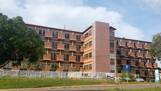 Governo do Tocantins retoma obras no Hospital Geral de Palmas