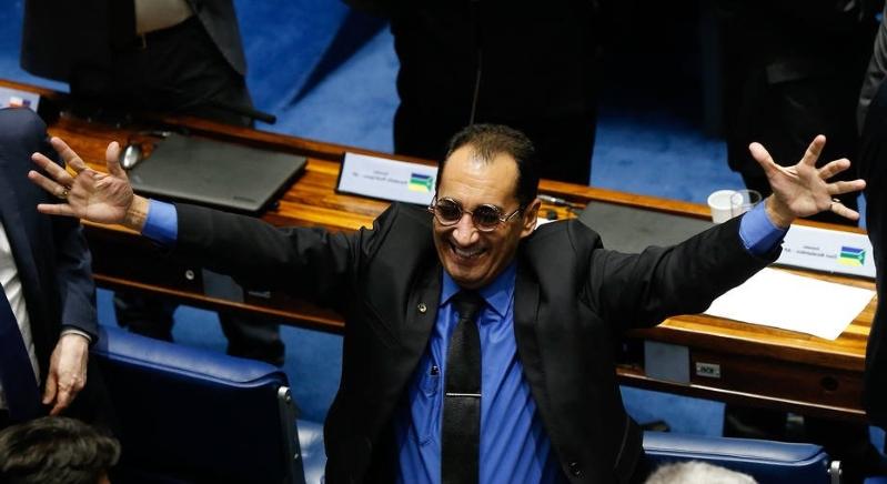 Kajuru pode disputar Presidência contra Luciano Hulk, Doria e Bolsonaro