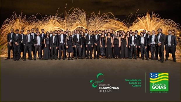 Orquestra Filarmônica executa obras pouco conhecidas de grandes compositores