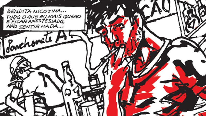 HQ Cidade de Sangue traz clima noir para Goiânia